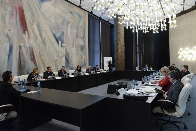 Inaugural meeting of the Bulgarian Presidency of the Council of the EU with the EC