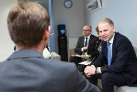 Visit of Jari Leppä, Finnish Minister for Agriculture and Forestry, to the EC