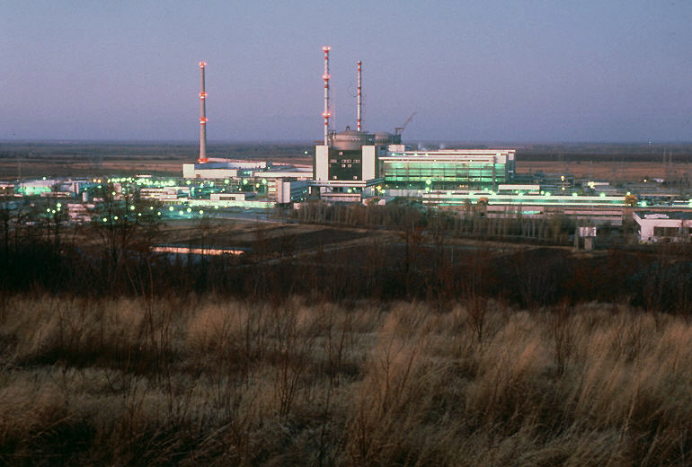 Nuclear Safety in the East; EC programme for Bulgaria; Kosloduy Power Plant