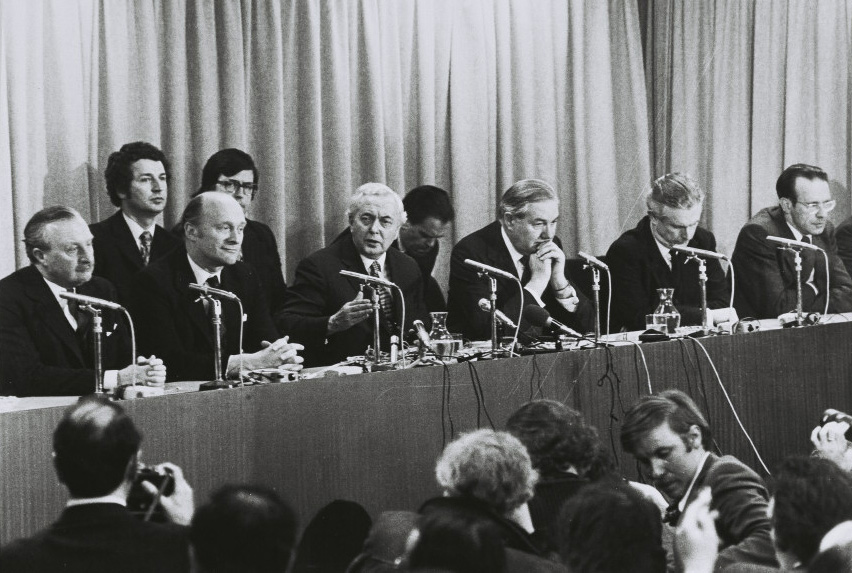 Dublin European Council, 10-11/03/1975