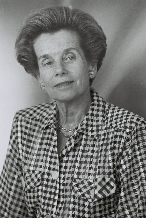 Christiane Scrivener, Member of the CEC