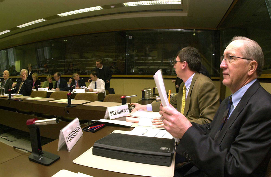 Meeting of the European Union Standing Veterinary Committee