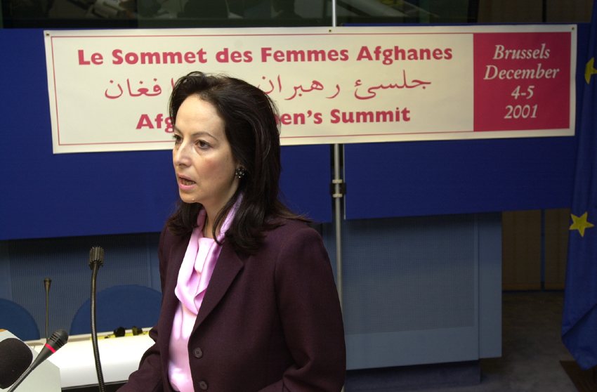 Afghan Women's Summit for Democracy