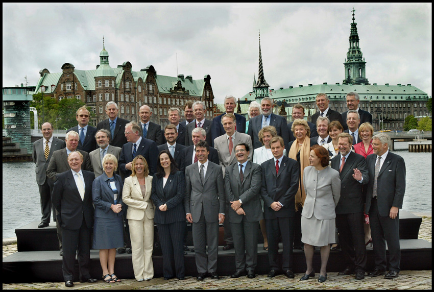 Inaugural Meeting of the Danish Presidency of the Council of the EU with the EC