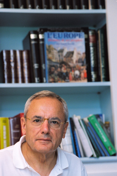 Jacques Barrot, Vice President of the EC