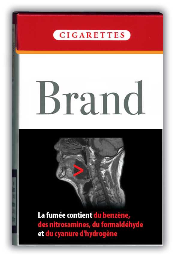 A picture says more than a thousand words: anti-tobacco campaign (FR)