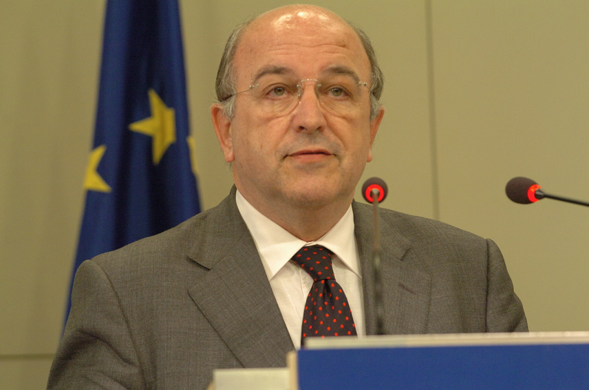 Press conference by Joaquín Almunia, Member of the EC, on the state of practical prepations by the new Member States for entry into the euro zone