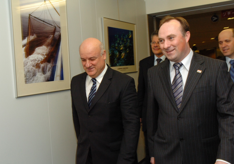 Visit by Damir Polančec, Croatian Deputy Prime Minister for Economic Affairs, to the EC