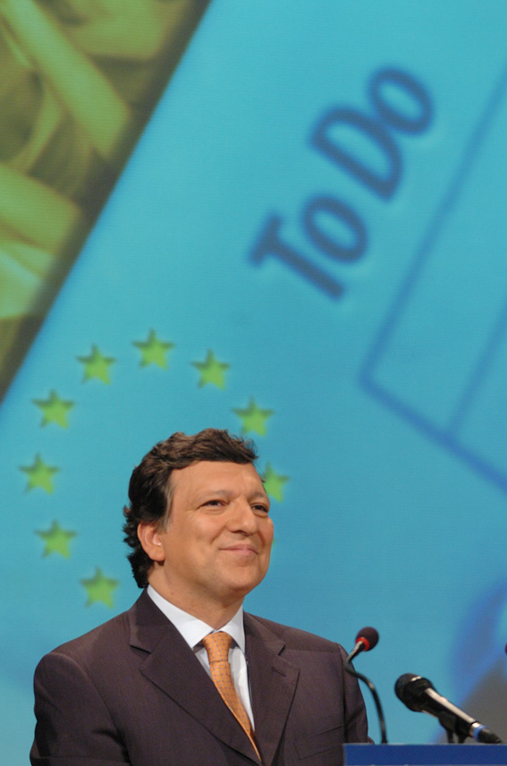 Joint press conference by José Manuel Barroso, President of the EC, and Margot Wallström, Vice-President of the EC