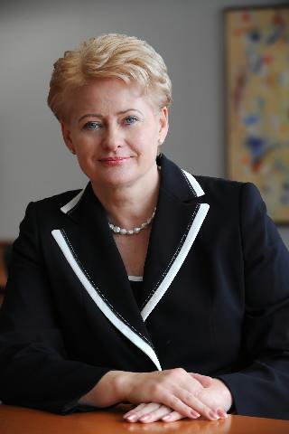 Dalia Grybauskaitė, membre de la CE