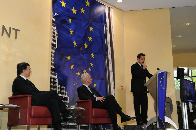 50th anniversary of the European Commision