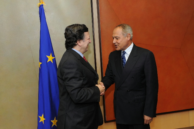 Visit of Ahmed Aboul Gheit, Egyptian Minister for Foreign Affairs, to the EC