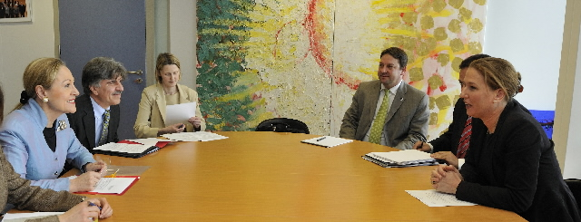 Visit of Tzipi Livni, Israeli Minister for Foreign Affairs, to the EC