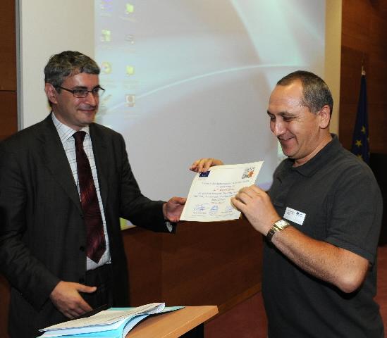 Blog Contest Espacio Europa 2009