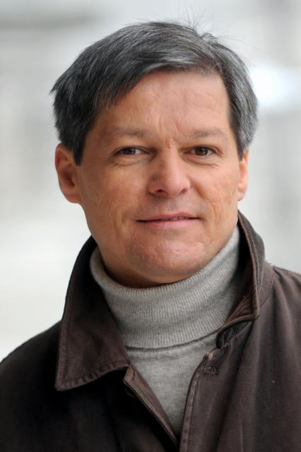 Dacian Cioloş, Member designate of the EC