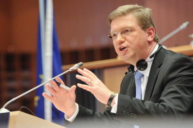 Hearing of Štefan Füle, Member designate of the EC, at the EP