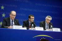 Press conference as a follow-up to the first ministerial political dialogue meeting between the EU and Montenegro