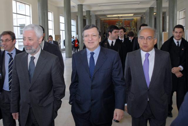 Speech by José Manuel Barroso, President of the EC, at the Faculty of Law of the University of Lisbon