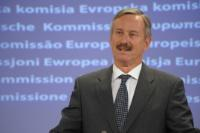 Press conference by Siim Kallas, Vice-President of the EC, on the consequences of the cloud of volcanic ash for the air transport after the eruption of a volcano in Iceland