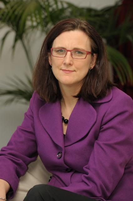 Press conference by Cecilia Malmström, Member of the EC, on the Action plan on unaccompanied minor migrants