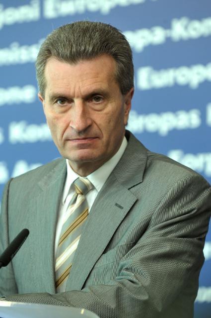 Visite de Yuriy Boyko, ministre ukrainien des Combustibles et de l'Energie, à la CE