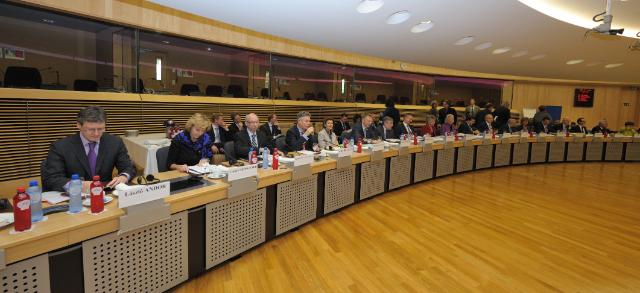 Visit of the Committee Chairs of the EP to the EC
