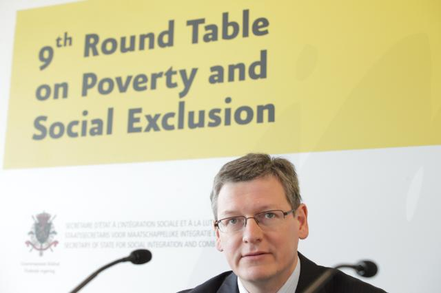 Participation of László Andor, Member of the EC, at the Ninth Round Table on Poverty and Social Exclusion
