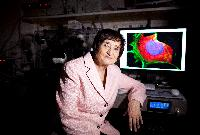 Category Lifetime Achievement: Blanka Říhová, Czech Republic, for her invention: Synthetic polymeric drugs to combat cancer