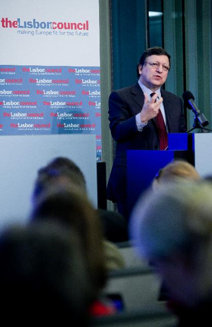 Participation of José Manuel Barroso, President of the EC, at the Europe 2020 Summit