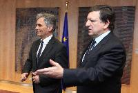 Visit of Werner Faymann, Austrian Federal Chancellor, to the EC
