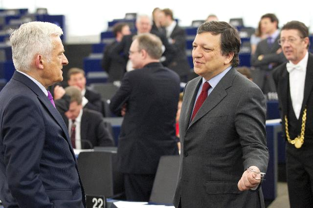 Participation of José Manuel Barroso, President of the EC, in the question hour of the EP plenary session
