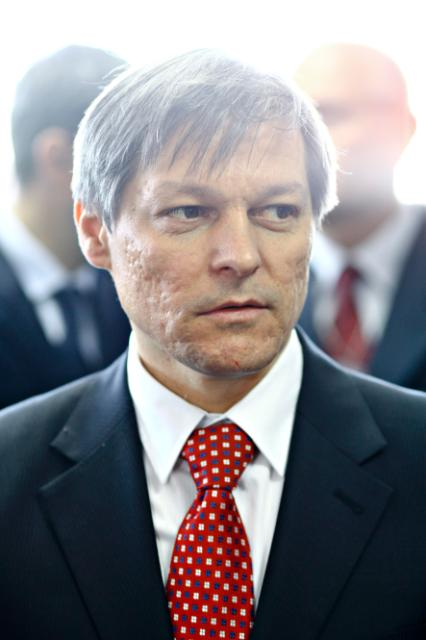 Visit of Dacian Cioloş, Member of the EC, to Romania