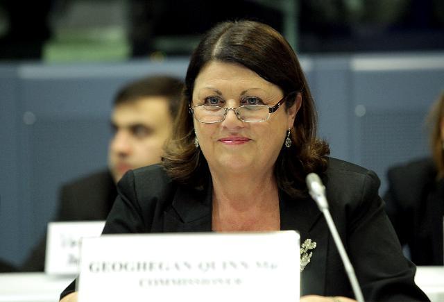 Máire Geoghegan-Quinn - Credit © European Union, 2011