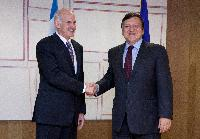 Visit of George Papandreou, Greek Prime Minister, to the EC