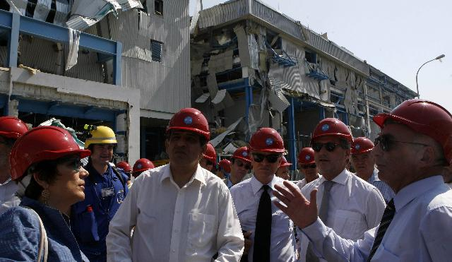 Visit of Johannes Hahn, Member of the EC, to Cyprus