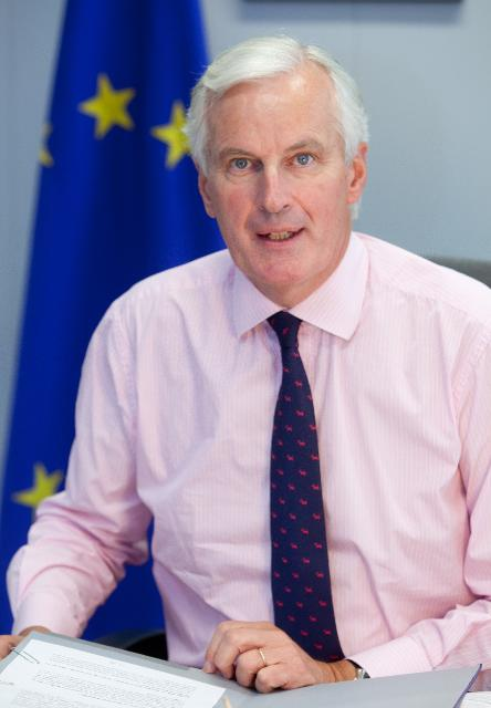 Michel Barnier, Member of the EC
