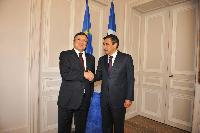 Participation of José Manuel Barroso, President of the EC, in the parliamentary days of the Union for a Popular Movement