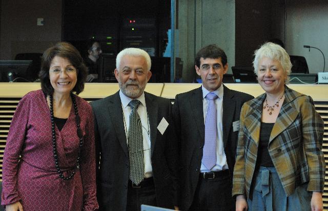 Réunion sur la réforme de la Politique commune de la pêche avec les membres des Parlements nationaux des Etats membres de l'UE