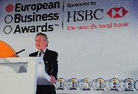 Participation of Karel De Gucht, Member of the EC, at the 2011 European Business Awards