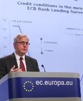 Press conference by Olli Rehn, Vice-President of the EC, on the interim economic forecast