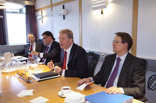 Visit of Štefan Füle, Member of the EC, to Iceland