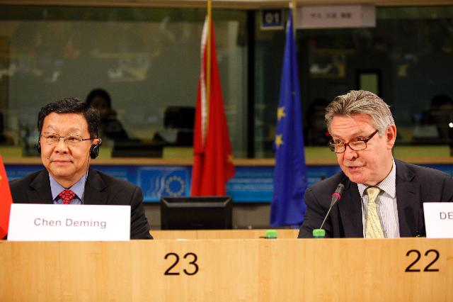 Meeting of the EU-China Joint Committee