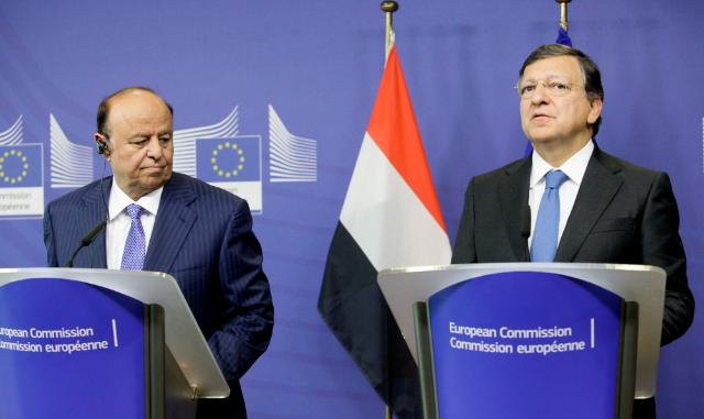 Visit of Abd Rabbo Mansour Hadi, President of Yemen, to the EC