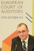 Press conference by Igors Ludboržs, Member of the European Court of the Auditors, on the management of conflicts of interest in selected EU Agencies
