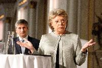 Citizens' Dialogue in Graz with Viviane Reding