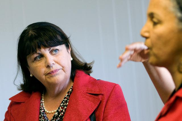 Visit of Máire Geoghegan-Quinn, Member of the EC, to South Africa