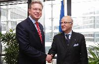 Visit of Mourad Medelci, Algerian Minister for Foreign Affairs, to the EC