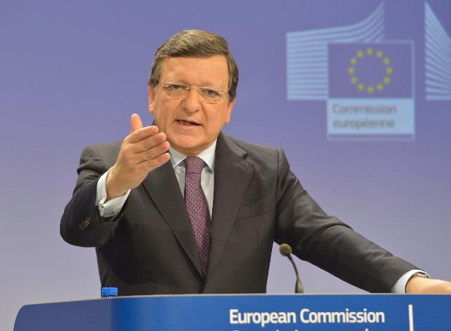 Joint press conference by José Manuel Barroso, President of the EC, and Karel De Gucht, Member of the EC, on the Transatlantic Trade and Investment Partnership