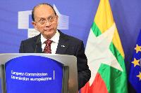 Visit of U Thein Sein, President of Burma/Myanmar, to the EC