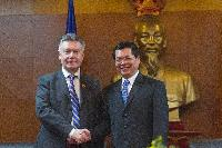 Visit of Karel De Gucht, Member of the EC, to Vietnam